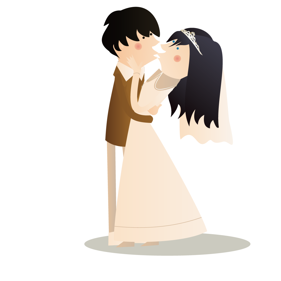 To kiss each other clipart clip art library stock Kiss couple Romance - Couple kissing each other png download ... clip art library stock