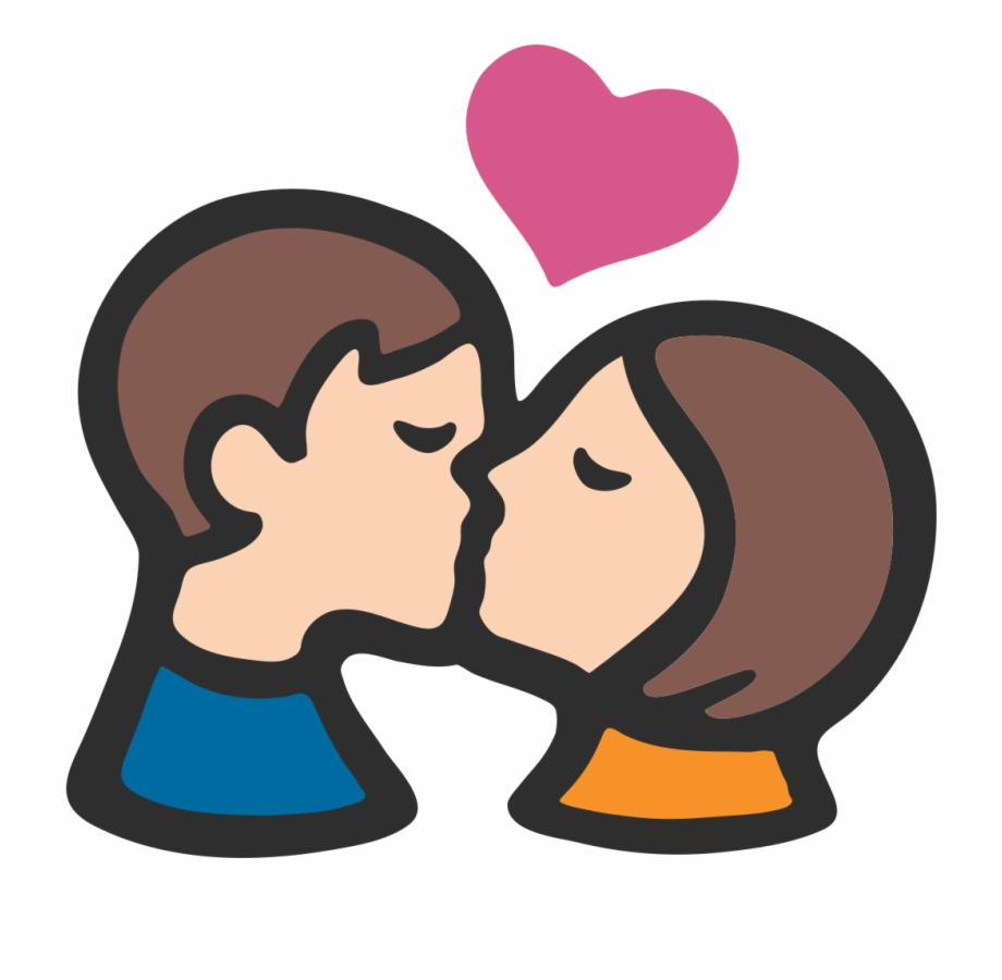 To kiss each other clipart clipart royalty free library Noto Emoji Kitkat 1f48f - Emojis Kissing Each Other ... clipart royalty free library
