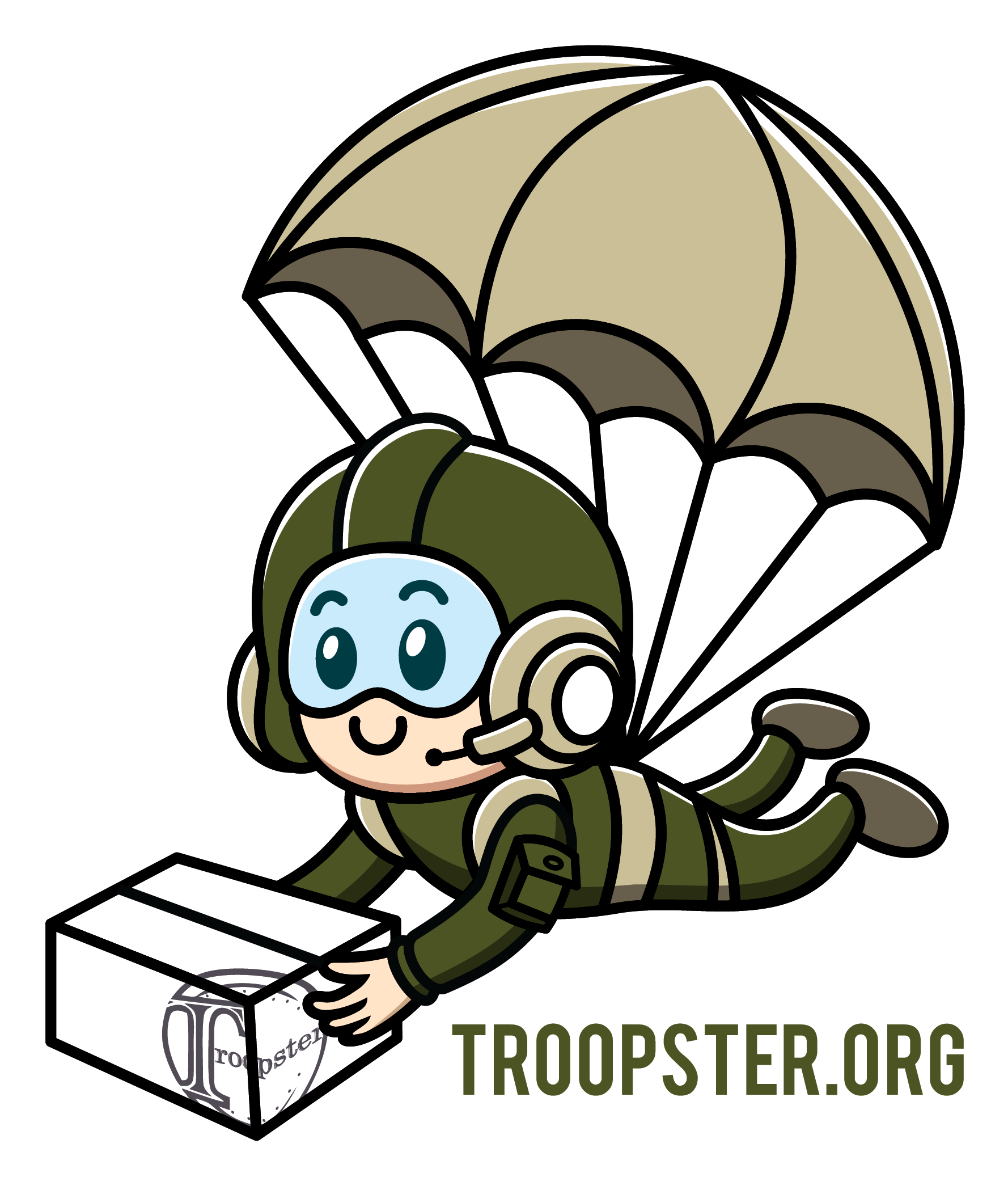 To leave the house clipart graphic stock Sending Packages Overseas? | Answers at Troopster.org | Troopster graphic stock