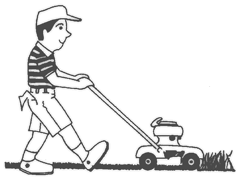 To mow the lawn in spanish clipart banner transparent download Mow The Lawn PNG Transparent Mow The Lawn.PNG Images. | PlusPNG banner transparent download