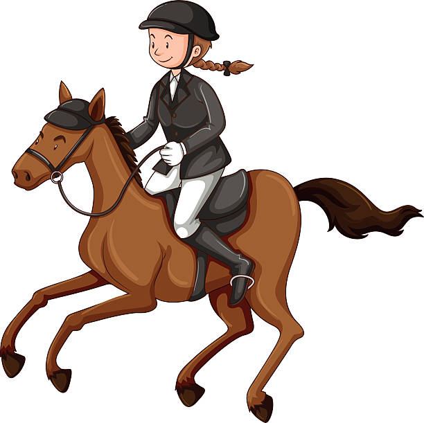 To ride a horse clipart svg freeuse stock Riding horse clipart 4 » Clipart Station svg freeuse stock