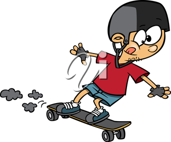 To ride a skateboard clipart picture free download ToonClipart | Cartoon Clipart You Can\'t Live Without picture free download