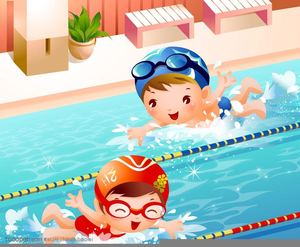 To swim clipart image free library Learn To Swim Clipart | Free Images at Clker.com - vector ... image free library