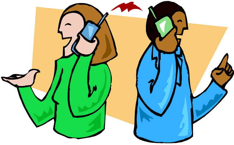 To talk on the phone clipart freeuse library 22+ Talking On The Phone Clipart | ClipartLook freeuse library