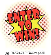 To win clipart jpg free download Enter Win Clip Art - Royalty Free - GoGraph jpg free download