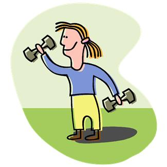 To work out clipart image black and white download Work Out Clip Art & Work Out Clip Art Clip Art Images - ClipartALL.com image black and white download