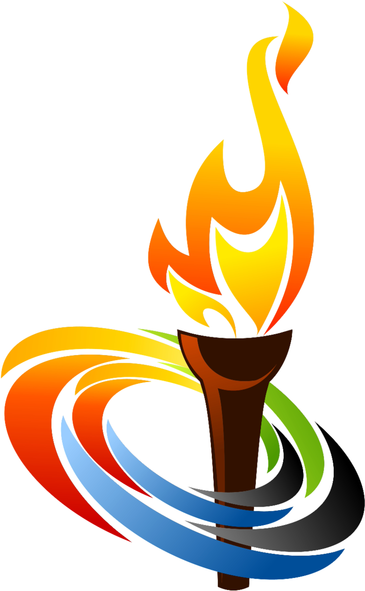 Olympic torch clipart free jpg freeuse library Pics For Torch Flame Png Clip - Olympic Torch Logo Png ... jpg freeuse library