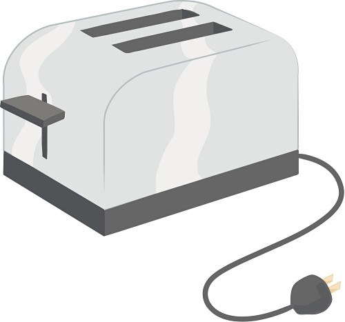 Toaster clipart graphic black and white download Toaster clipart 1 » Clipart Portal graphic black and white download