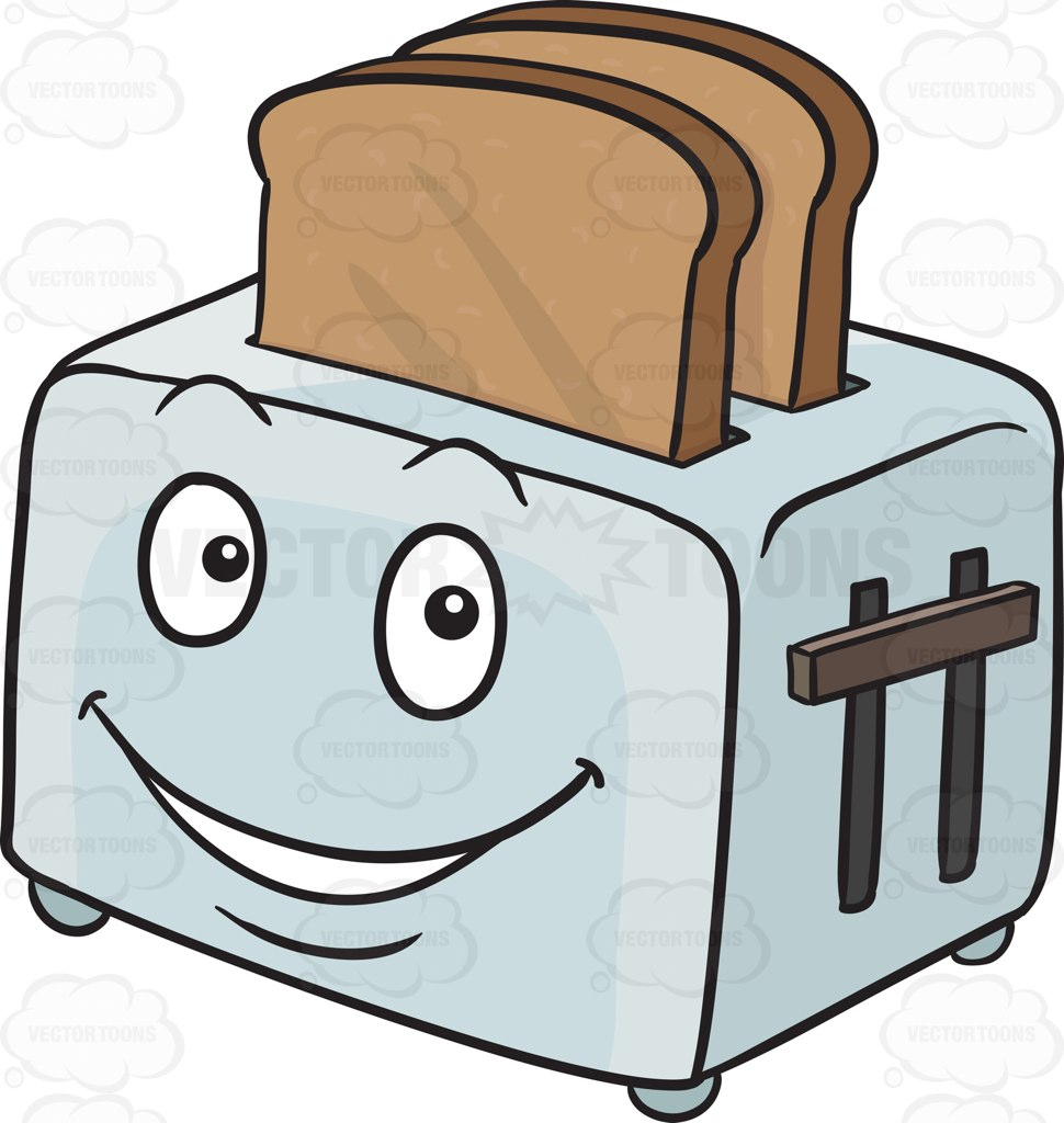 Toaster clipart image free Collection of Toaster clipart | Free download best Toaster ... image free
