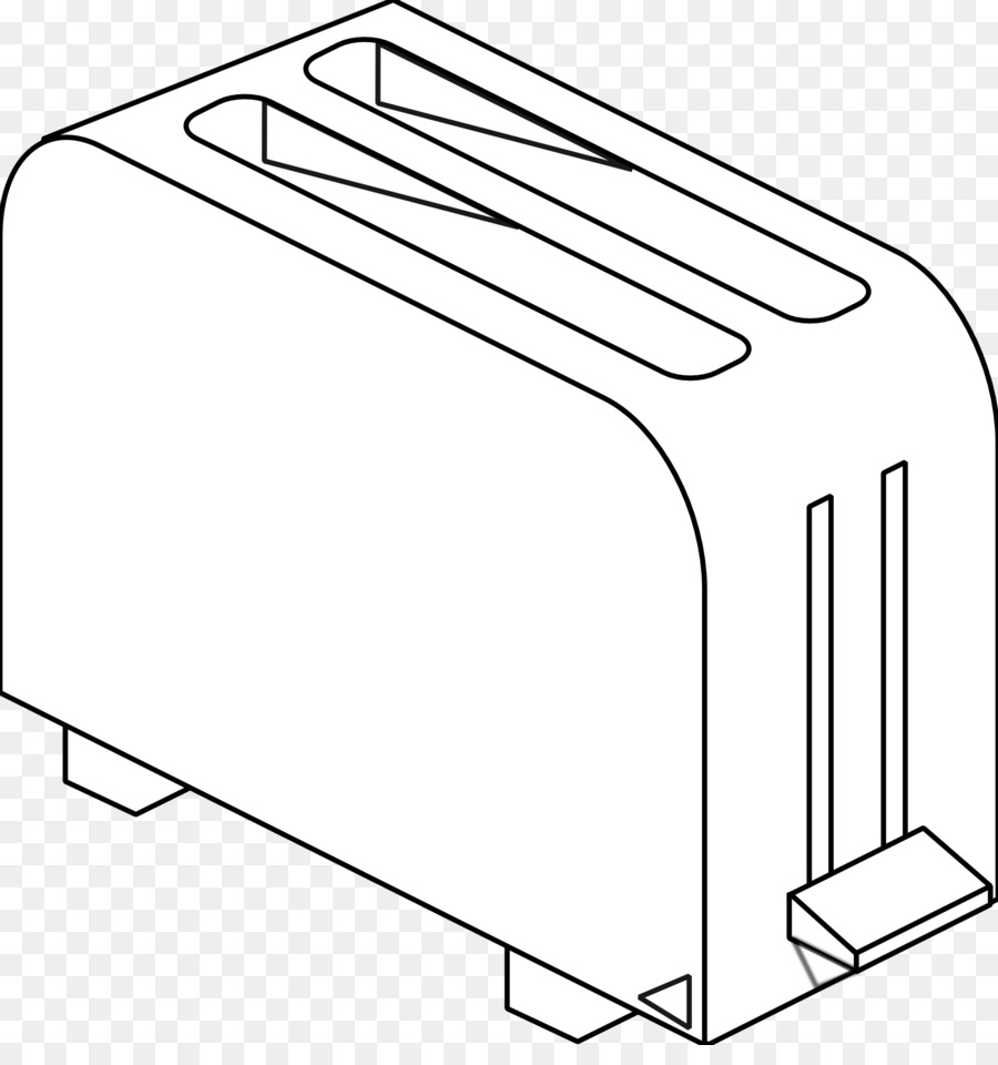 Toaster clipart black and white vector freeuse download Book Black And White png download - 1979*2072 - Free ... vector freeuse download