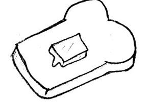 Toaster clipart black and white clip art royalty free stock Toast clipart black and white » Clipart Portal clip art royalty free stock