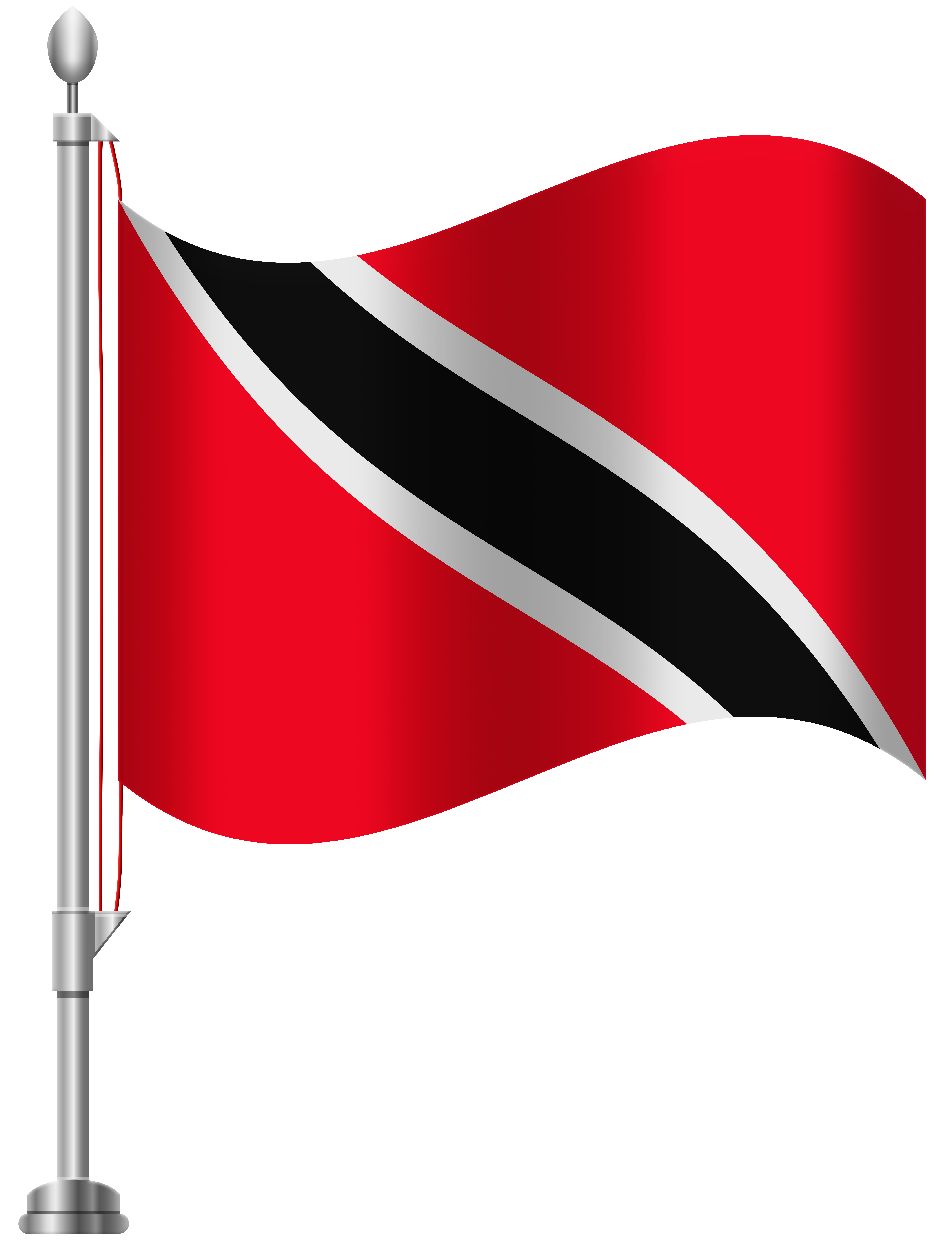 Tobago clipart jpg black and white download Trinidad and Tobago Flag PNG Clip Art - Best WEB Clipart jpg black and white download
