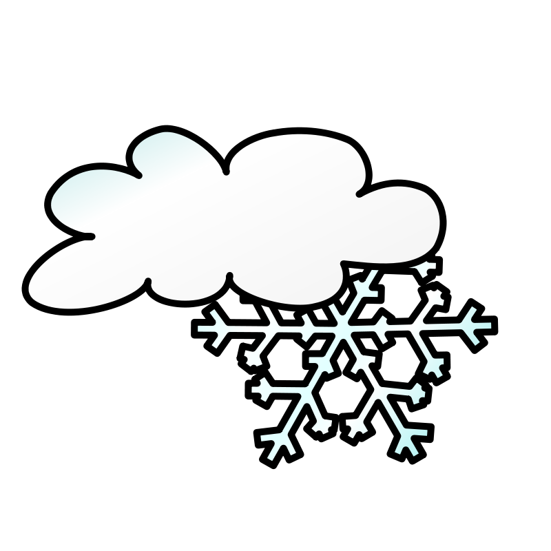 Today s weather forecast clipart snowy svg stock Free Weather Forecast Clipart, Download Free Clip Art, Free ... svg stock