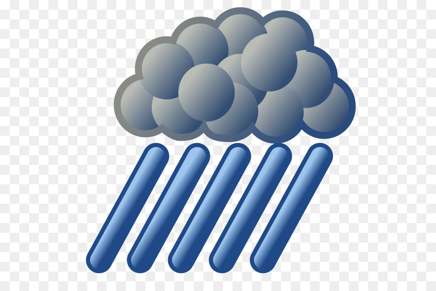Today s weather forecast clipart snowy vector transparent Rain Cloud Clipart png download - 600*600 - Free Transparent ... vector transparent