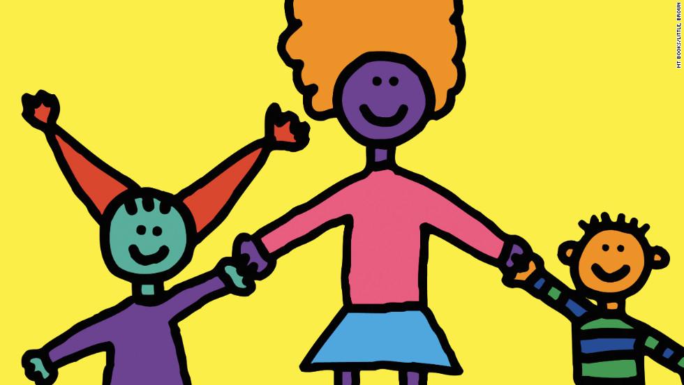 Todd parr clipart clipart free stock Modern children\'s books help families explore diversity - CNN clipart free stock