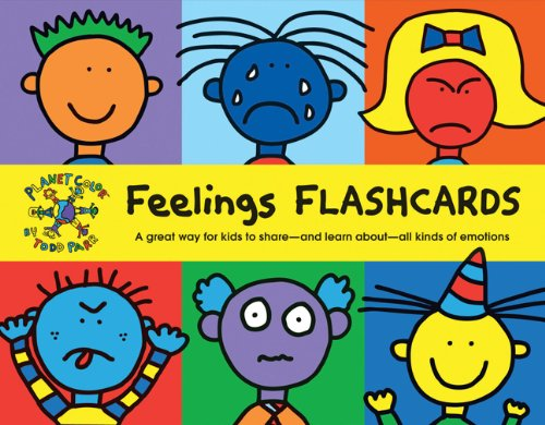 Todd parr clipart picture free library Todd Parr Feelings Flash Cards: Todd Parr: 8601419767625 ... picture free library
