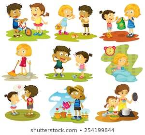 Kids activities clipart graphic royalty free download Children activity clipart 3 » Clipart Portal graphic royalty free download
