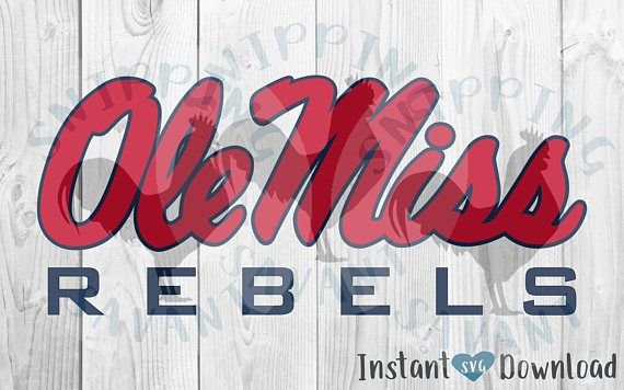 Toddy logo clipart clip freeuse Ole Miss Rebels Hotty Toddy Logo SVG Design File Cut File ... clip freeuse