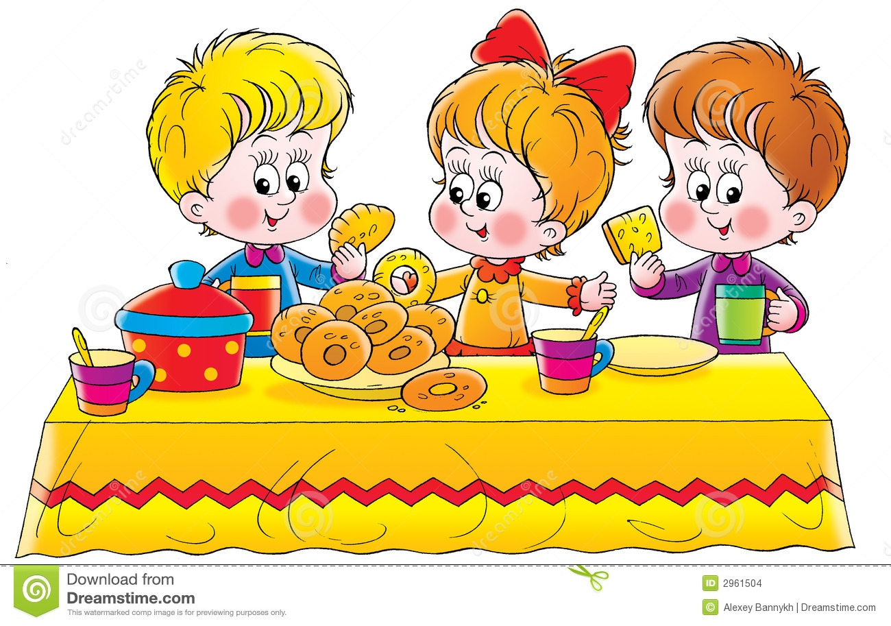 Todler eating on own breakfast time clipart png library stock 6+ Children Eating Clipart | ClipartLook png library stock