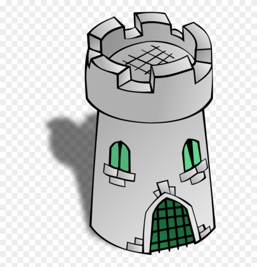 Toer clipart svg royalty free library Tower Clipart Brick - Tower Clip Art - Png Download (#123954 ... svg royalty free library