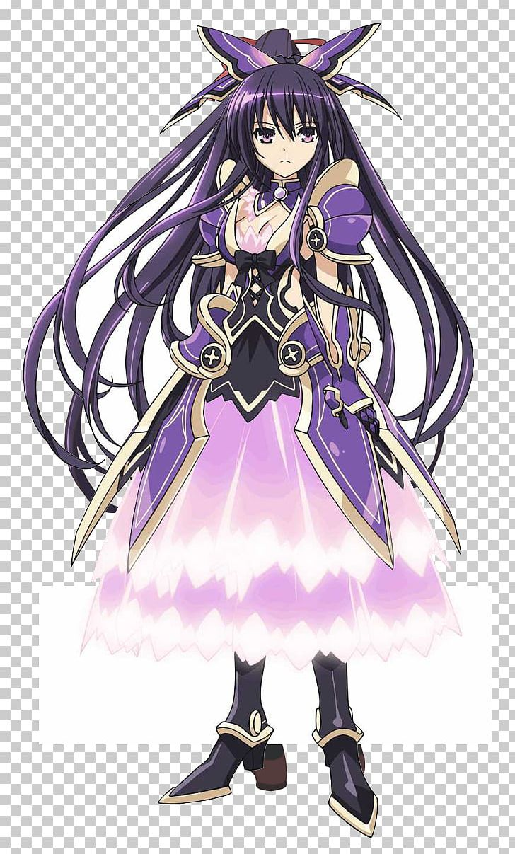 Tohka clipart graphic black and white download Cosplay Date A Live: Tohka Dead End Costume Wig PNG, Clipart ... graphic black and white download
