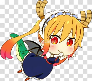 Tohru clipart png royalty free stock Tohru Render transparent background PNG clipart | HiClipart png royalty free stock