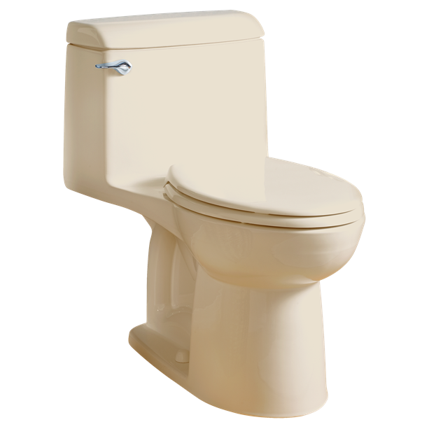 Toilet bowl clipart for house plans banner library library Champion 4 Elongated One-Piece Toilet with Seat - American Standard banner library library