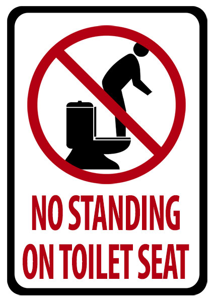 Toileting safety clipart png black and white download Toilet Safety Tips - important information to help improve ... png black and white download