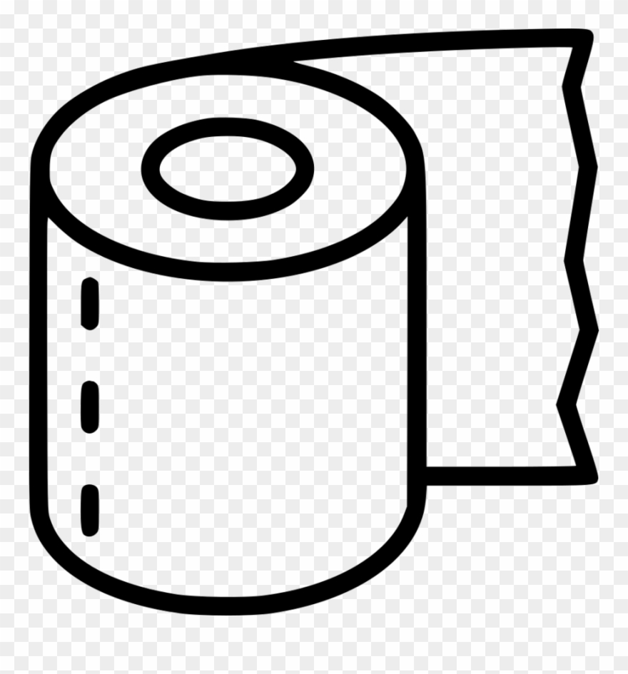 Toiletpaper clipart jpg free library Svg File Toilet Paper Clipart Toilet Paper Clip Art - Svg ... jpg free library