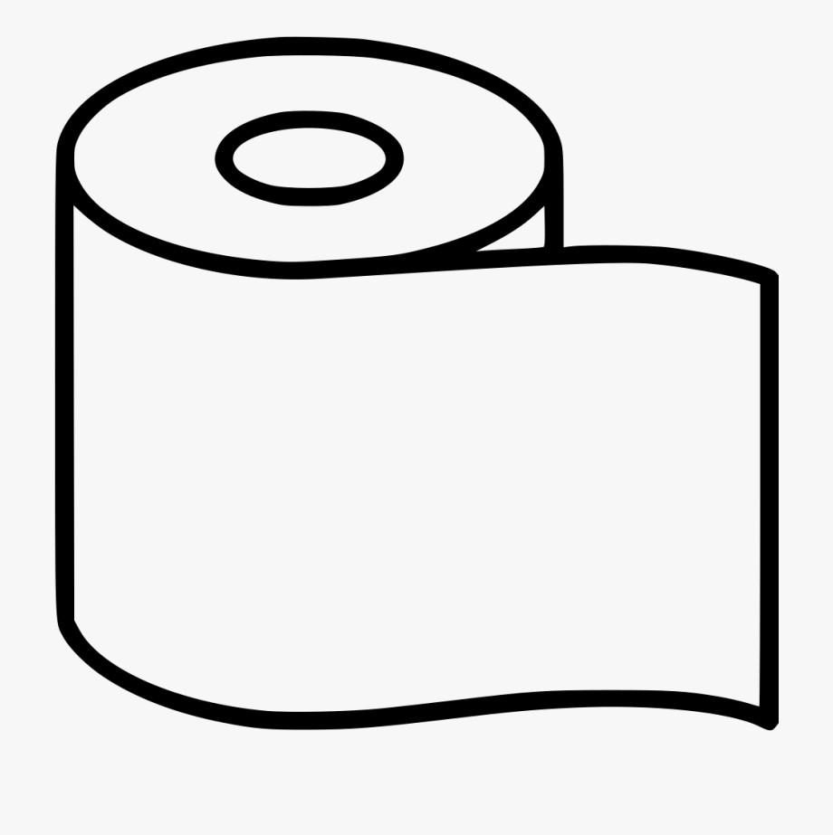 Toiletpaper clipart banner royalty free stock Potty Clipart - Toilet Paper Roll Clip Art #163633 - Free ... banner royalty free stock