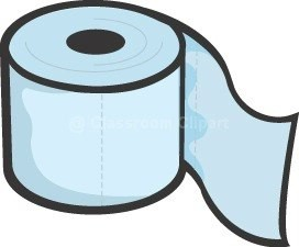 Toiletpaper clipart jpg black and white Free Toilet Paper Cliparts, Download Free Clip Art, Free ... jpg black and white