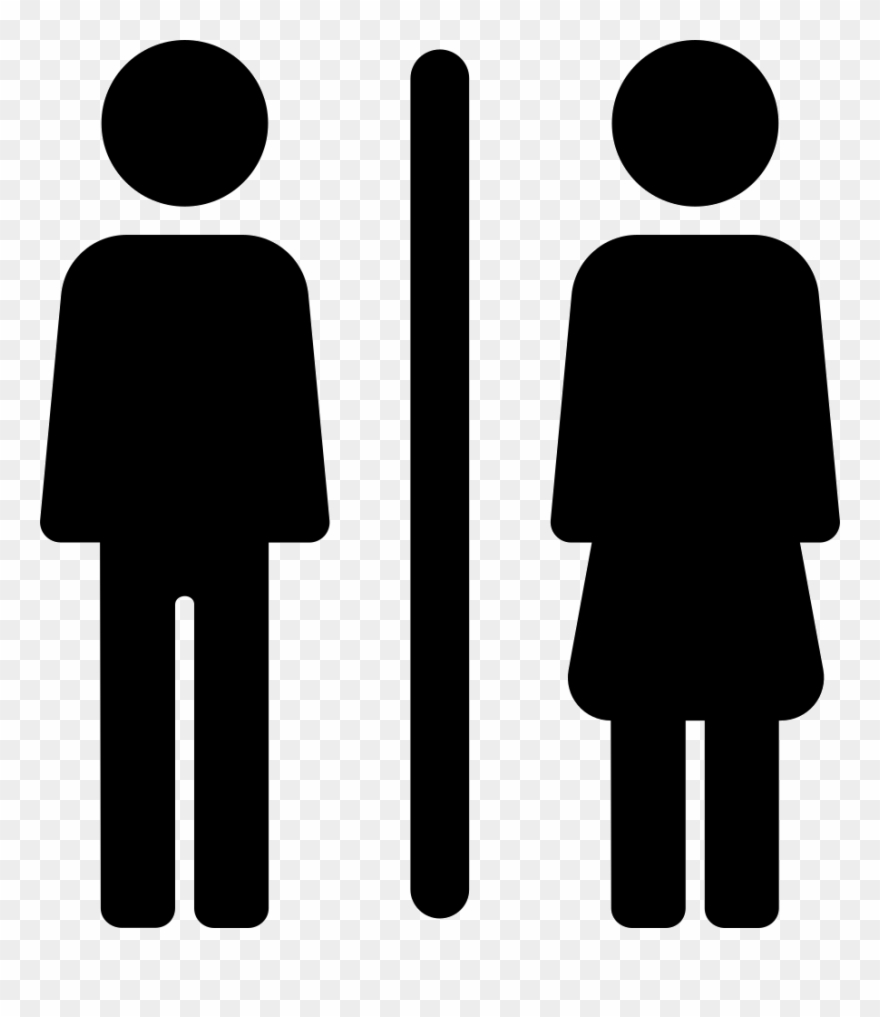Toilets clipart image free download Baggage Drop Toilets - Toilet Person Sign Png Clipart ... image free download