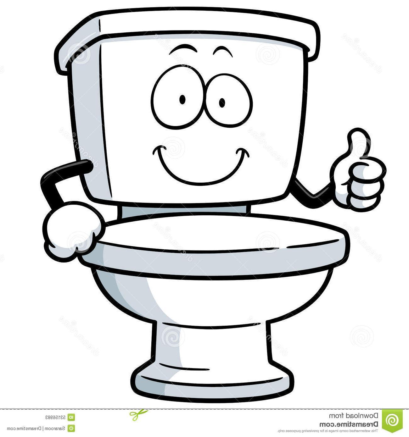Toilets clipart banner transparent download Cartoon Toilet Clipart | Free download best Cartoon Toilet ... banner transparent download