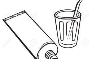 Toilettries clipart black and white png transparent stock Toiletries clipart black and white 6 » Clipart Portal png transparent stock
