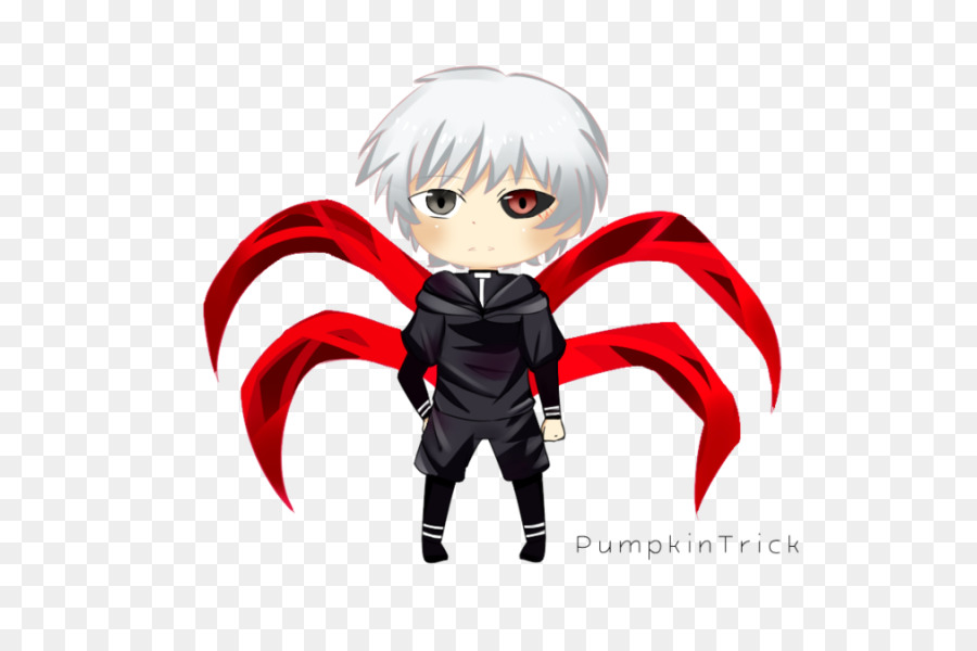 Tokyo ghoul kaneki clipart clipart freeuse download Cartoon Background clipart - Red, Cartoon, Graphics ... clipart freeuse download