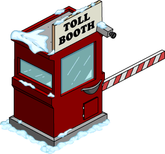 Toll booth clipart picture royalty free Toll booth clipart 1 » Clipart Portal picture royalty free