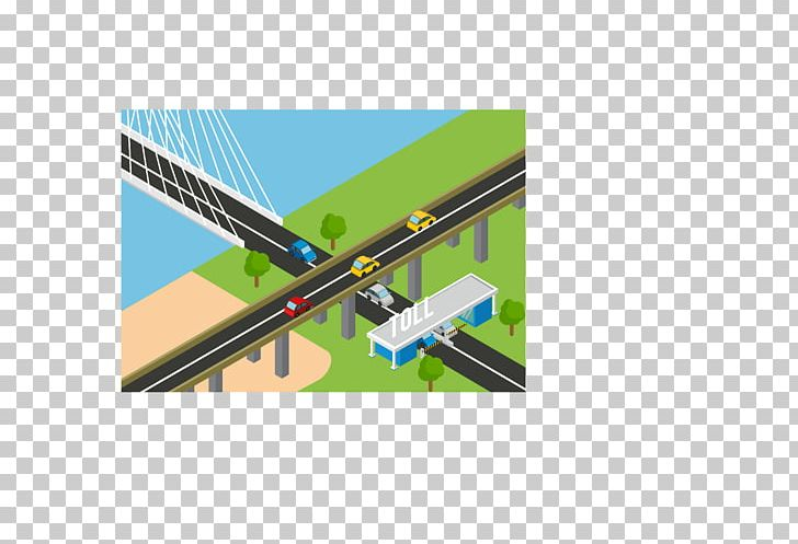 Toll road clipart clip library stock Toll Road Toll House Controlled-access Highway PNG, Clipart ... clip library stock