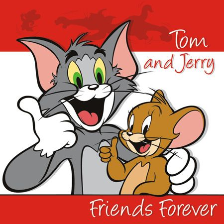 Tom and jerry friendship clipart clip black and white library tom and jerry photos for friendship day , tom and jerry ... clip black and white library