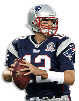 Tom brady clipart png library New England Patriots Tom Brady transparent PNG - StickPNG png library