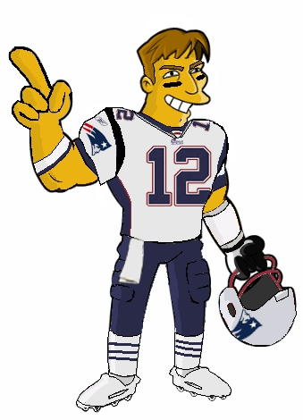 Tom brady clipart graphic library download Tom brady clipart - ClipartFest graphic library download