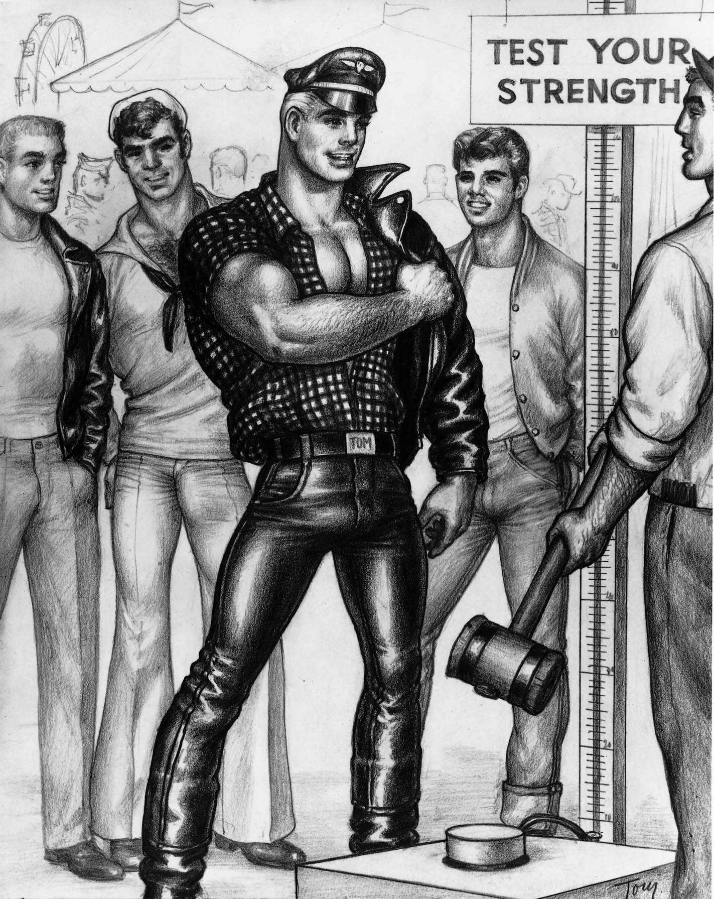 Tom of finland clipart svg download 17 Best images about Sleaze ideas on Pinterest | Finland, Bobs and ... svg download