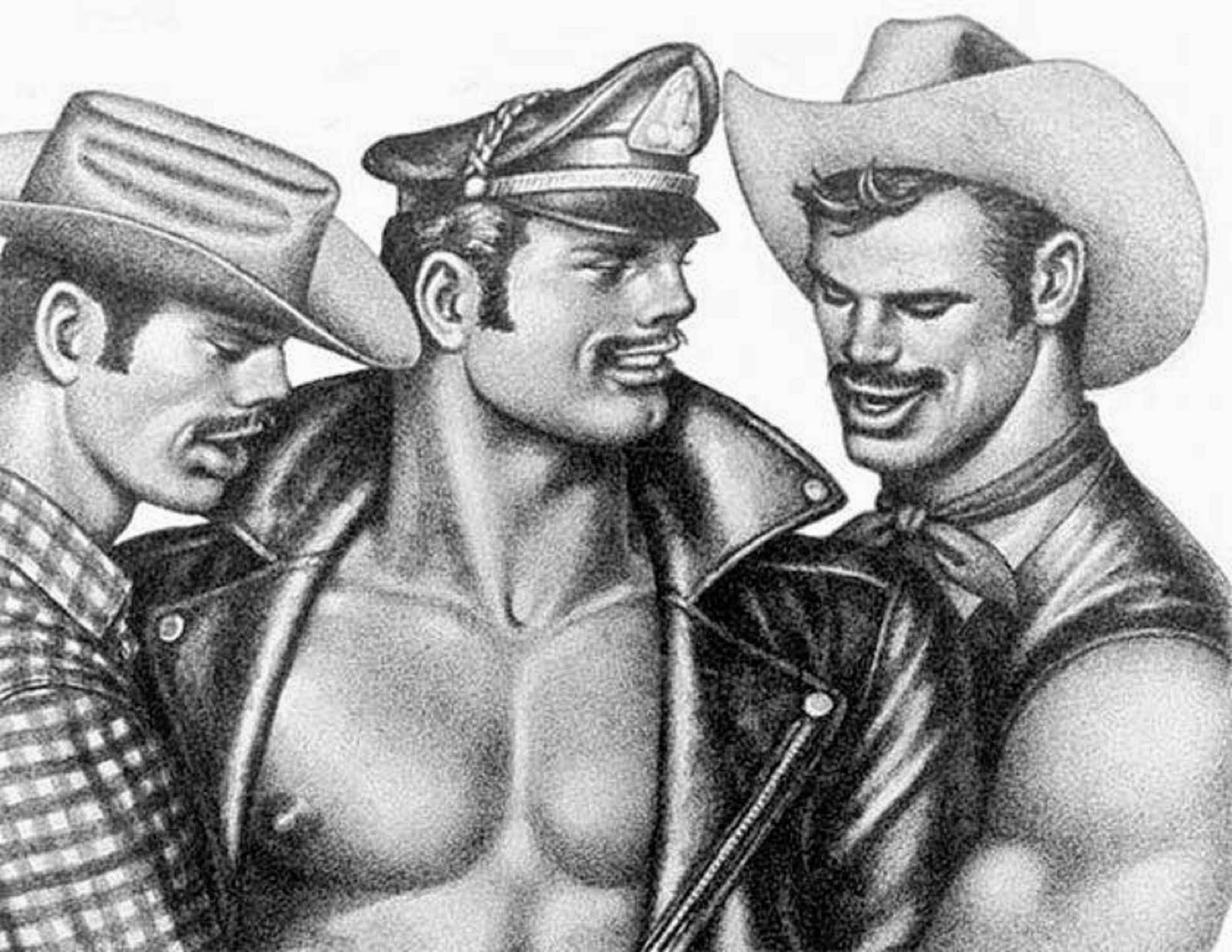 Tom of finland clipart graphic royalty free stock 17 Best images about Sleaze ideas on Pinterest | Finland, Bobs and ... graphic royalty free stock