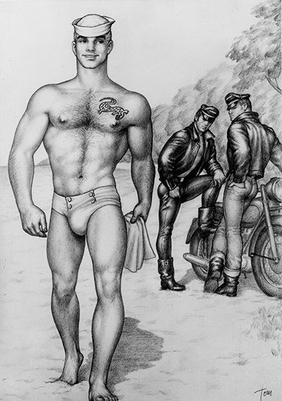Tom of finland clipart clip art download Tom of finland clipart - ClipartFox clip art download
