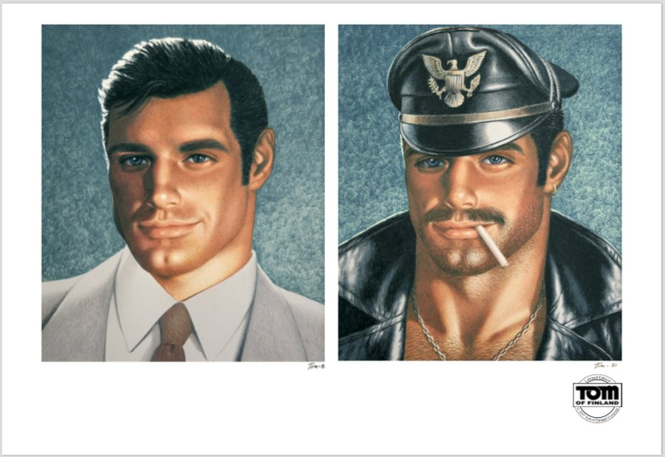 Tom of finland clipart png free stock Search: Tom Of Finland | Art for Sale | Artspace png free stock