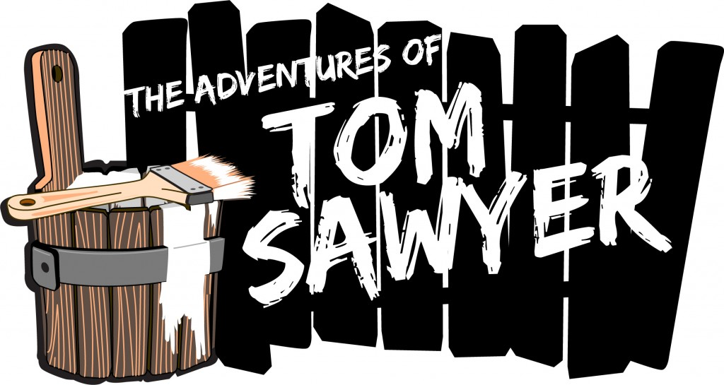 Tom sawyer clipart transparent library The Adventures of Tom Sawyer - ARIEL Theatrical transparent library