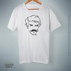 Tom selleck clipart picture free library Magnum PI Tom Selleck Mustache Custom Design | Men\'s T-Shirt picture free library