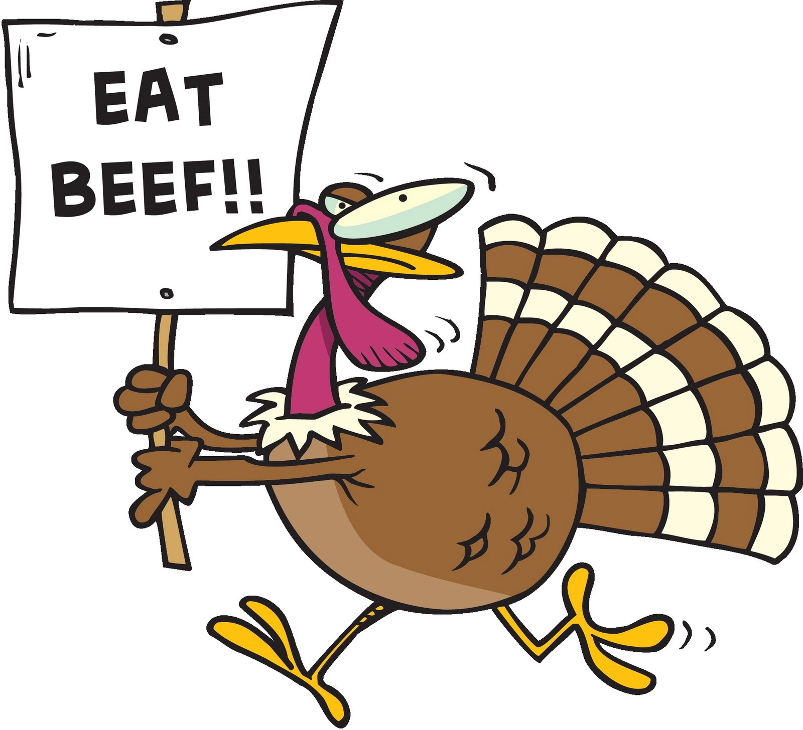 Tom turkey clipart banner library Tom turkey clipart - ClipartFest banner library