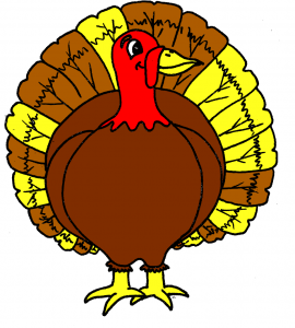 Tom turkey clipart banner transparent library color a turkey pictures of turkeys to color for thanksgiving ... banner transparent library