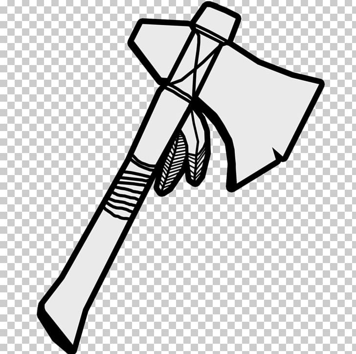 Tomahawk clipart black and white banner royalty free library Tomahawk Knife Drawing PNG, Clipart, Angle, Art, Black ... banner royalty free library