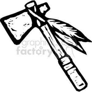 Tomahawk clipart black and white transparent tomahawk cartoon clipart. Royalty-free clipart # 173697 transparent